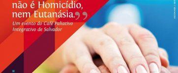 """""""Ortotanásia não é Homicídio nem Eutanásia"""", foi o tema da palestra realizada dia 29 de junho"""