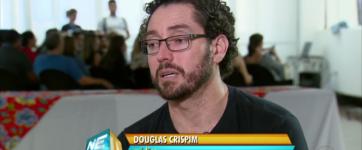Douglas Crispim ressalta a importância de ouvir o paciente