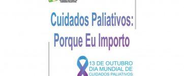DIA MUNDIAL DE CUIDADOS PALIATIVOS