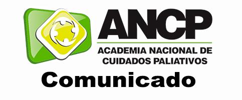 COMUNICADO OFICIAL ACADEMIA NACIONAL DE CUIDADOS PALIATIVOS