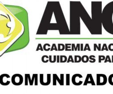COMUNICADO ACADEMIA NACIONAL DE CUIDADOS PALIATIVOS