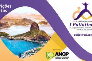 I Congresso de Cuidados Paliativos do Rio de Janeiro