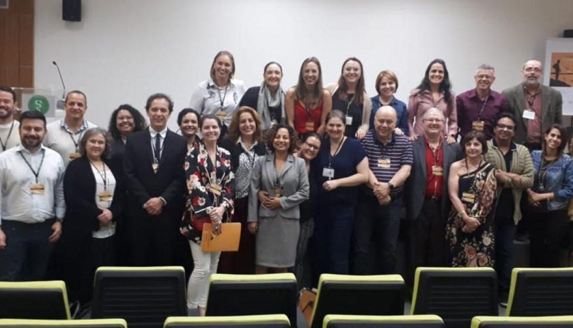 I Congresso Catarinense de Cuidados Paliativos reuniu mais de 120 pessoas em Florianópolis