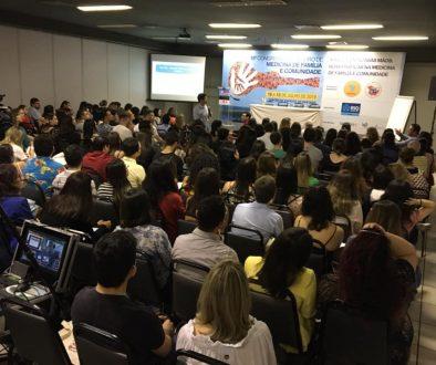 Academia Nacional de Cuidados Paliativos participou do 15º Congresso Brasileiro de Medicina da Família e Comunidade