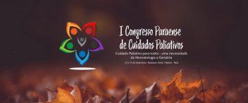 I Congresso Paraense de Cuidados Paliativos está com inscrições abertas