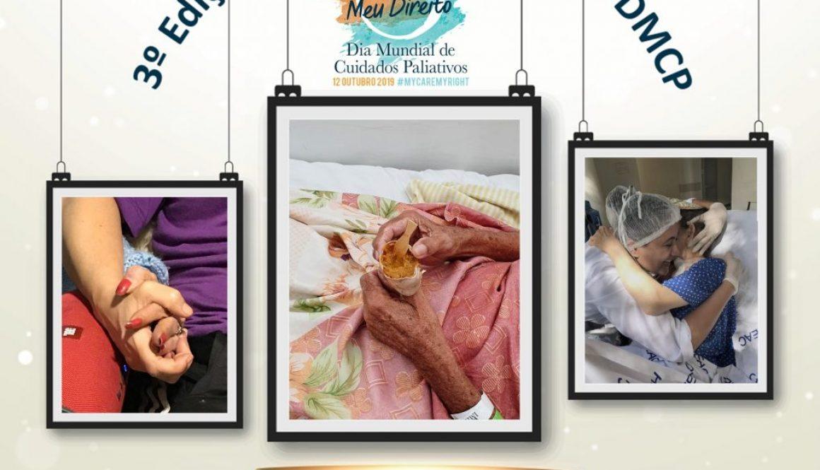Conheça os ganhadores da 3ª edição do Concurso Cultural de Fotografia para o Dia Mundial de Cuidados Paliativos