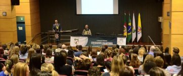 Mais de 270 pessoas estiveram presentes no II Congresso Gaúcho de Cuidados Paliativos