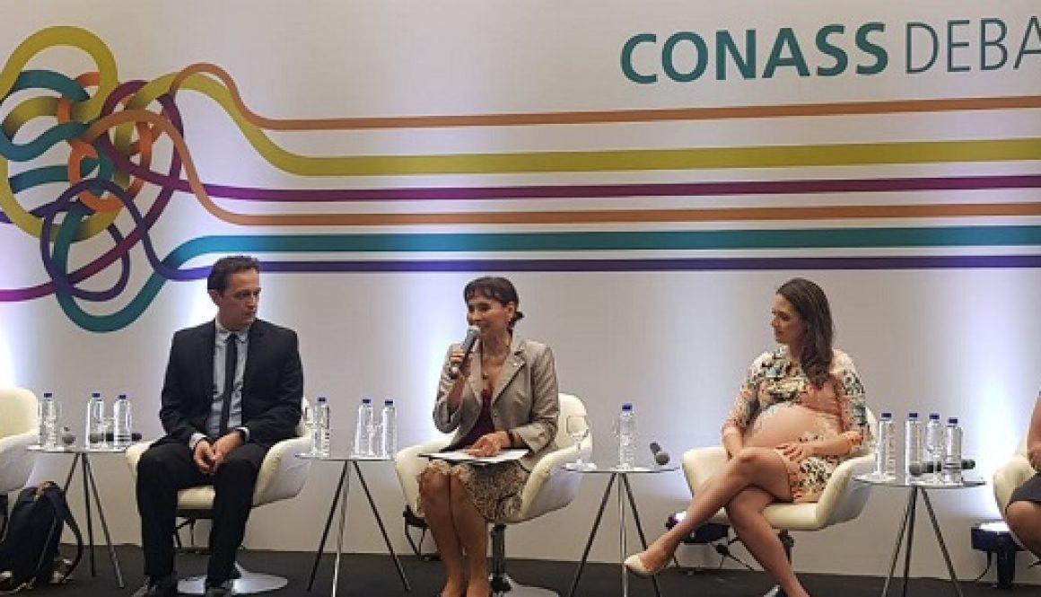 ANCP marca presença no Conass Debate – Cuidados Continuados e Integrados: um desafio para o presente