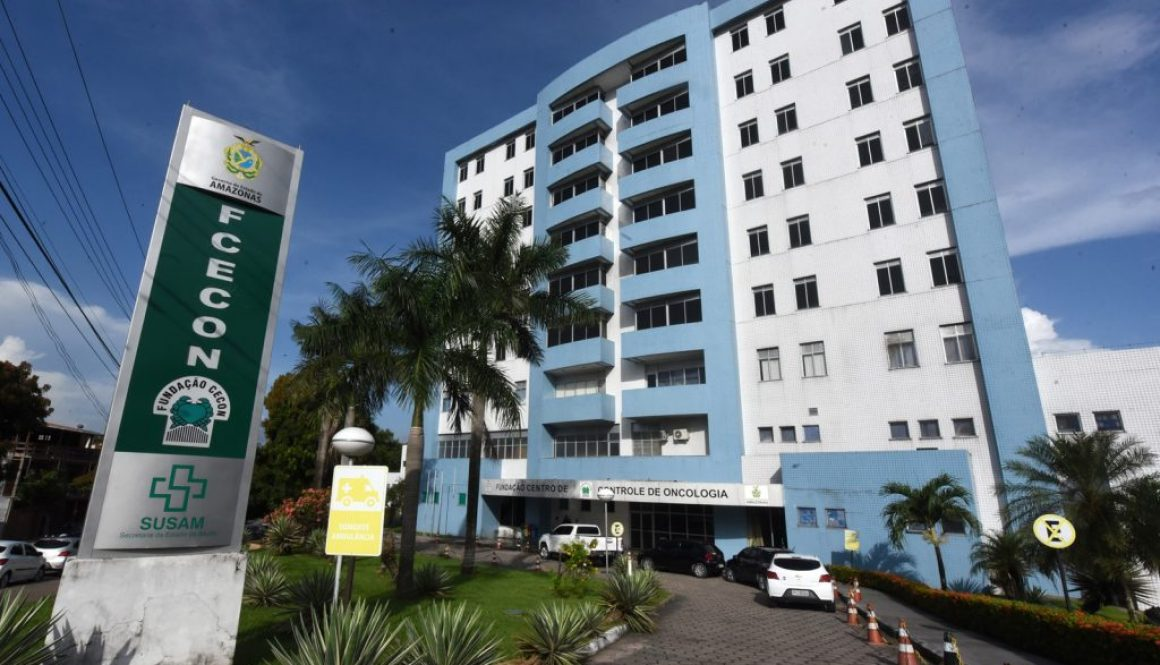 Serviço de Terapia da Dor de Cuidados Paliativos da Fundação Centro de Controle de Oncologia do Estado do Amazonas