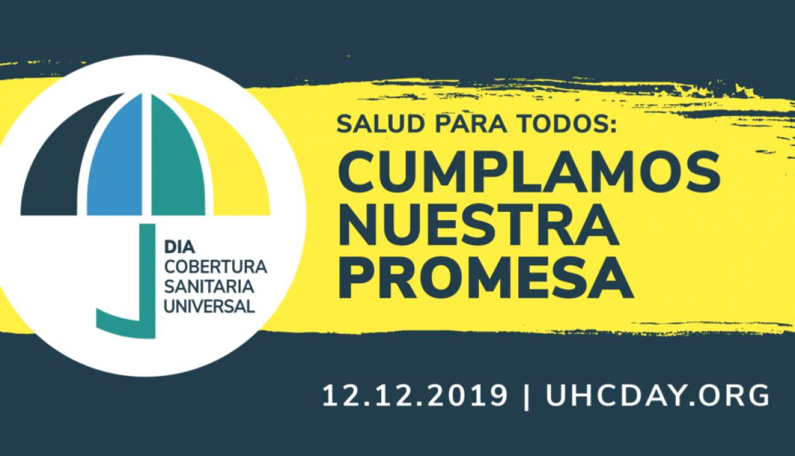ANCP apoia a campanha de celebração do Dia Mundial da Cobertura Universal em Saúde