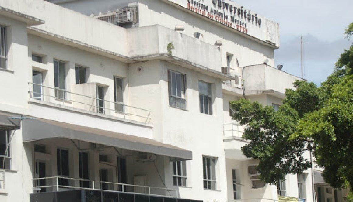 Hospital Universitário Cassiano Antonio Moraes