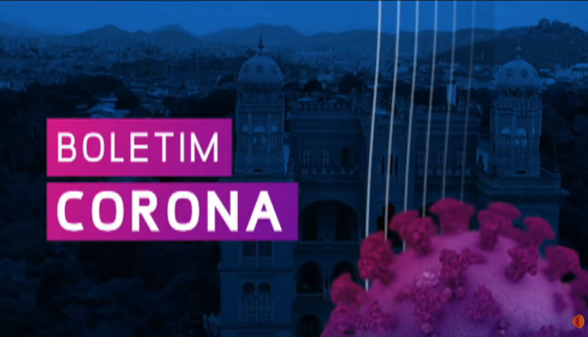 Boletim Corona CANAL SAUDE FIOCRUZ