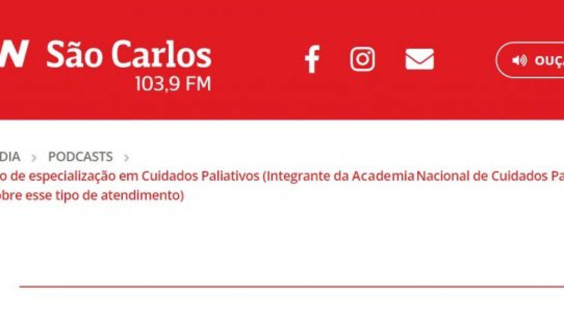 CBN SÃO CARLOS-10062020