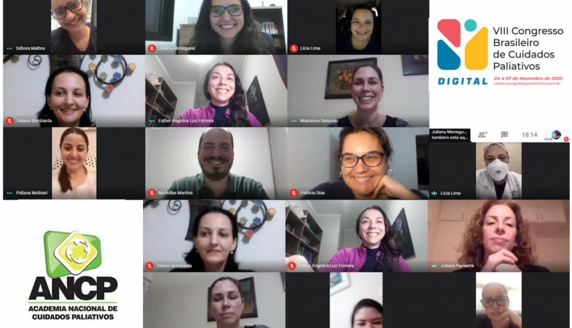 submissão de trabalhos no VIII Congresso Brasileiro de Cuidados Paliativos Digital